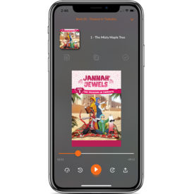 Jannah Jewels - Muslim Audiobook for Kid